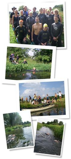 Wild Swimming from TheCanoeMan - TheCanoeMan is pleased to offer wild swimming trails. Experience the fun, freedom and feeling of achievemen...