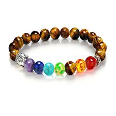 Jewelry & Watches Hsn Rose Polished Round Beads Streach Bracelet Durable Modeling Bracelets