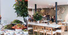 London's Best Vegetarian Restaurants   sheerluxe.com
