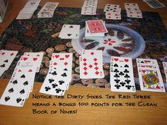 Hand and Foot ~ a great group card game! Group Card Games, Family Card Games, Fun Card Games, Card Games For Kids, Playing Card Games, Star Citizen, Bored Games, Adult Party Games, Games To Play