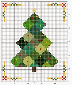 Super Embroidery Ideas For Gifts Cross Stitch 47 Ideas Cross Stitch Christmas Ornaments, Xmas Cross Stitch, Cross Stitch Cards, Christmas Embroidery, Christmas Cross, Cross Stitching, Cross Stitch Embroidery, Hand Embroidery, Christmas Charts