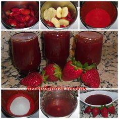 Recopilatorio de recetas thermomix: Mermelada de fresa en thermomix