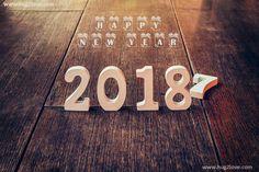 Happy New Year 2018 Screen Saver