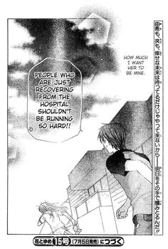 Fruits Basket · Kyo and Tohru. That's the only thing you can yell Kyo??
