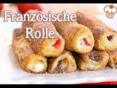 ▶ DİY : French Toast Rolls / BaKo - YouTube  Sooooo verdammt lecker...auch mit Nutella und Früchten :)