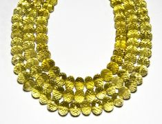 "7-9mm Gold COGNAC QUARTZ  faceted beads 5"" lemq005  GOLD/COGNAC COLOR NATURAL  QUARTZ GEMSTONE BEAD,WELL POLISHED GEMSTONE,GEMSTONE BEAD FROM GEMROCKAUCTIONS"