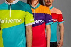 Nouveau logo Deliveroo : un bond osé vers le bold