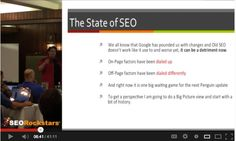 State of SEO 2013 - SEO: In The News