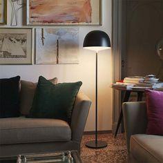 Lampadaire Cheshire Fontana Arte - existe en noir olive ou blanc - 462€
