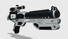 E 11 Blaster, Republic Commando, Star Wars Helmet, Millennium Falcon, First Order, Rifles, Diy Kits, Drawing Ideas, Weapons