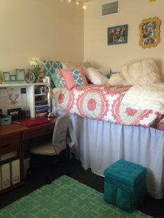 Dorm room at Baylor University!