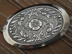 Vintage Belt Buckle by JPsuniqueboutique on Etsy, $12.00