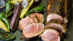 Rezept: Schweinefilet in Kakao gebraten - ein aromatischer Traum.  Passender Wein: Larrainzar Angel, Rotwein mit Kakaonote