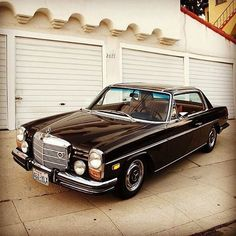 Classic Car News – Classic Car News Pics And Videos From Around The World Mercedes W114, Old Mercedes, Classic Mercedes, Mercedes Benz Cars, Mercedes E Class Coupe, Mercedes Sport, Daimler Benz, Reliable Cars, Top Luxury Cars