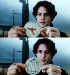 Johnny Depp... Sleepy Hollow