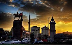 Kayseri | Caesarea Cumhuriyet Meydanı | Republic Square Empire State Building, Times Square, Places, Travel, Voyage, Viajes, Traveling, Trips, Tourism