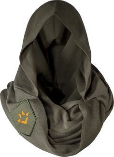 Go hunting for prey in this Destiny themed hood and scarf combo!  Material Composition: Fabric: 53% Cotton, 47% Polyester Colour: Green Care: machine wash 30° gentle/ do not bleach/ warm iron/ do not tumble dry/ dry cleaning extra gentle/ reshape during wet/ dry flat Made in Portugal #Destiny #Hunter #Musterbrand