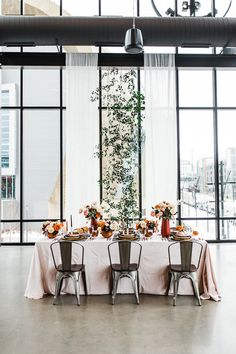 Modern Midwest brewery wedding inspiration with rust and white details - 100 Layer Cake Brewery Wedding, 100 Layer Cake, Wedding Inspiration, Wedding Ideas, Rust, Wedding Planning, Wedding Decorations, Party Ideas, Modern