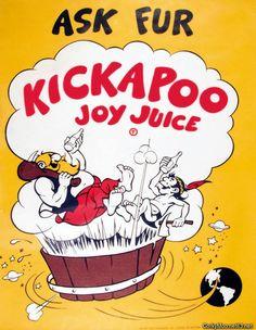 Kickapoo Advert
