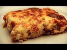Κοτόπουλο με πατάτες σουφλέ με μπεσαμέλ και τυρί (Video)   Συνταγές - Sintayes.gr