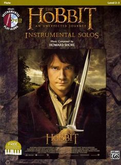 The Hobbit - An Unexpected Journey Instrumental Solos: Flute