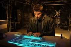 tron legacy jarvis arena - Google Search