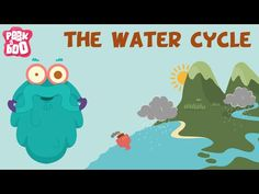 The Water Cycle | The Dr. Binocs Show | Learn Series For Kids - YouTube