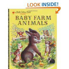 Baby Farm Animals - quilt theme