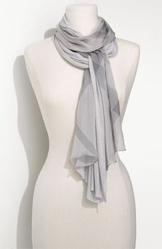 I would accept a silk Burberry scarf for my birthday.