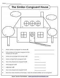 Resultado De Imagen Para Symmetry And Congruence Worksheets