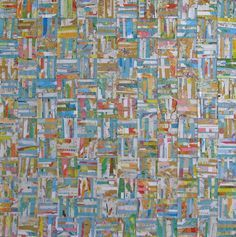 Map Mosaic Art
