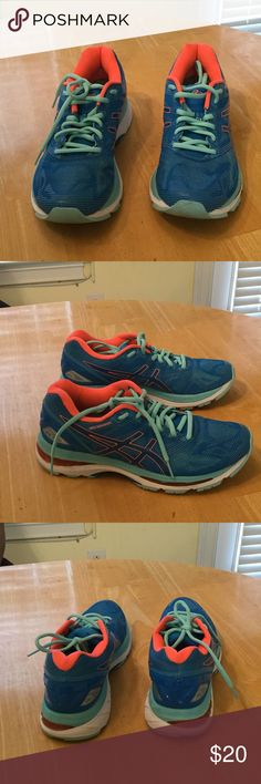 Asics shoes Good condition training shoes Shoes Athletic Shoes