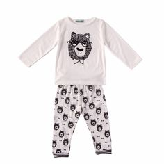 Doctor Bear Outfit (2pc-set), 20% discount @ PatPat Mom Baby Shopping App