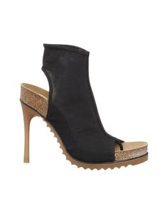 Stella Mc Cartney Shoes - $289.00 - http://www.luxebutik.com/women-stella-mc-cartney-shoes-black-nylon-p3623