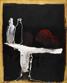 by Bahram Hajou, Syrian artist