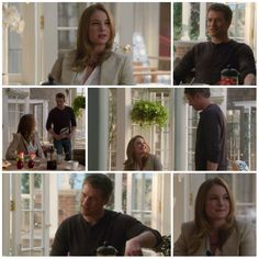 Revenge - Serie TV - look - style - estilo - inspiration - inspiração - moda - fashion - elegante - elegant - dad - father (pai) - daughter (filha) - love (amor) - inspiración - padre - hija - Amanda Clarke - Emily Thorne (Emily VanCamp) - David Clarke (James Tupper)