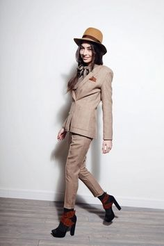 What I will be wearing this fall.