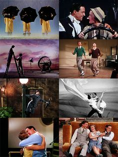 Singin' in the Rain; one of my favorite films of all time.