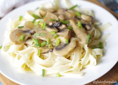 The smooth savory sauce, loaded with tender mushrooms, onions, and spices make this gluten-free vegan mushroom stroganoff a new favorite at dinner time.