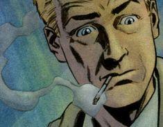 Hellblazer Comic, Constantine Hellblazer, John Constantine, Chaotic Neutral, Vertigo, Dark Art, Cover Art, Art Inspo, Dc Comics