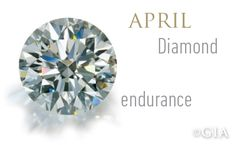 April's birthstone is formed deep within the Earth and reached the surface through violent volcanic eruptions.