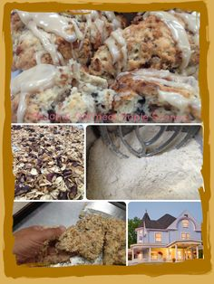 Oatmeal Scones - see the full recipe on our blog. #recipe , #scones ...