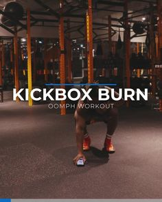 Kickboxing Fitness anywhere, anytime! Join the OOMPH app and kick your fitness to the next level! Boxing Training Workout, Mma Workout, Gym Workout Videos, Gym Workouts, At Home Workouts, Studio Workouts, Hiit, Kickboxing Workout, Boxe Fitness