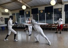 This is your brain on fencing: How certain sports may aid the aging brain - The Washington Post