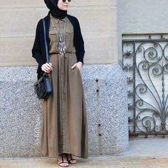 nice Hijab fashion...