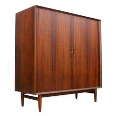 Wardrobe Cabinet by Arne Vodder  Denmark  1960's