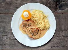 Die Schweizer Küche ist zwar nicht gerade für ihren tiefen Kalorienwert bekannt – dafür schmeckt sie wunderbar und weckt Heimatgefühle. Rahmschnitzel Rezept