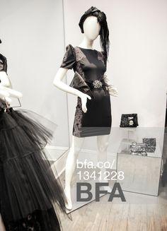 Foravi-mosphere at Fashion night out with STELLA & JAMIE & JESSICA PIMENTEL from Orange is the New Black. #BFAnyc #Foravi #StellaAndJamie