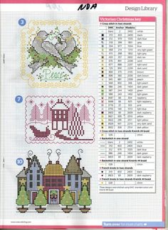 Gallery.ru / Фото #50 - The world of cross stitching 158 - WhiteAngel
