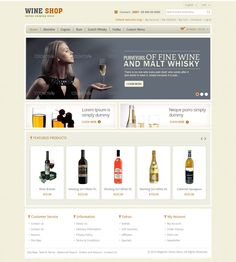 Wine Shop - Magento Responsive Template | Live Preview and Download: http://themeforest.net/item/wine-shop-magento-responsive-template/6766511?WT.ac=category_thumb&WT.z_author=TemplateMela&ref=ksioks